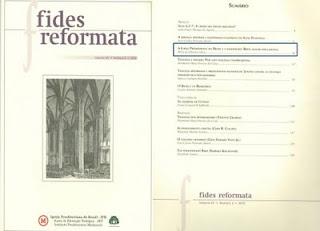 Revista Teológica Fides Reformata