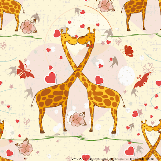 Imagen fondo de animales para imprimir