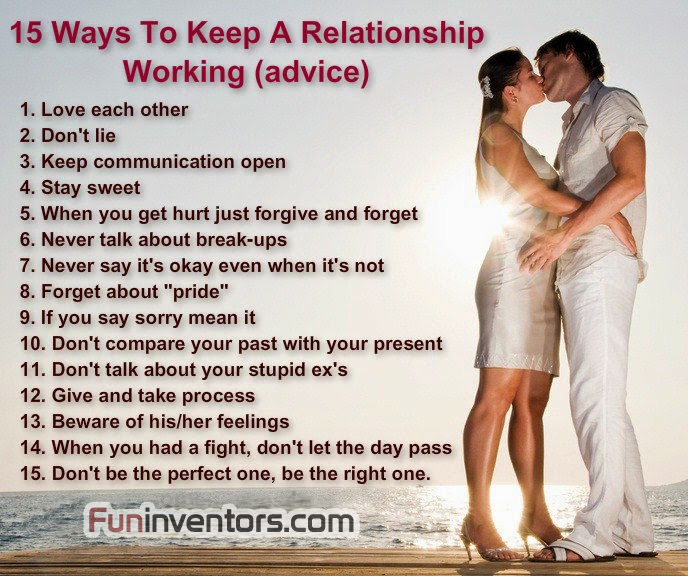 ultimate relationship advice