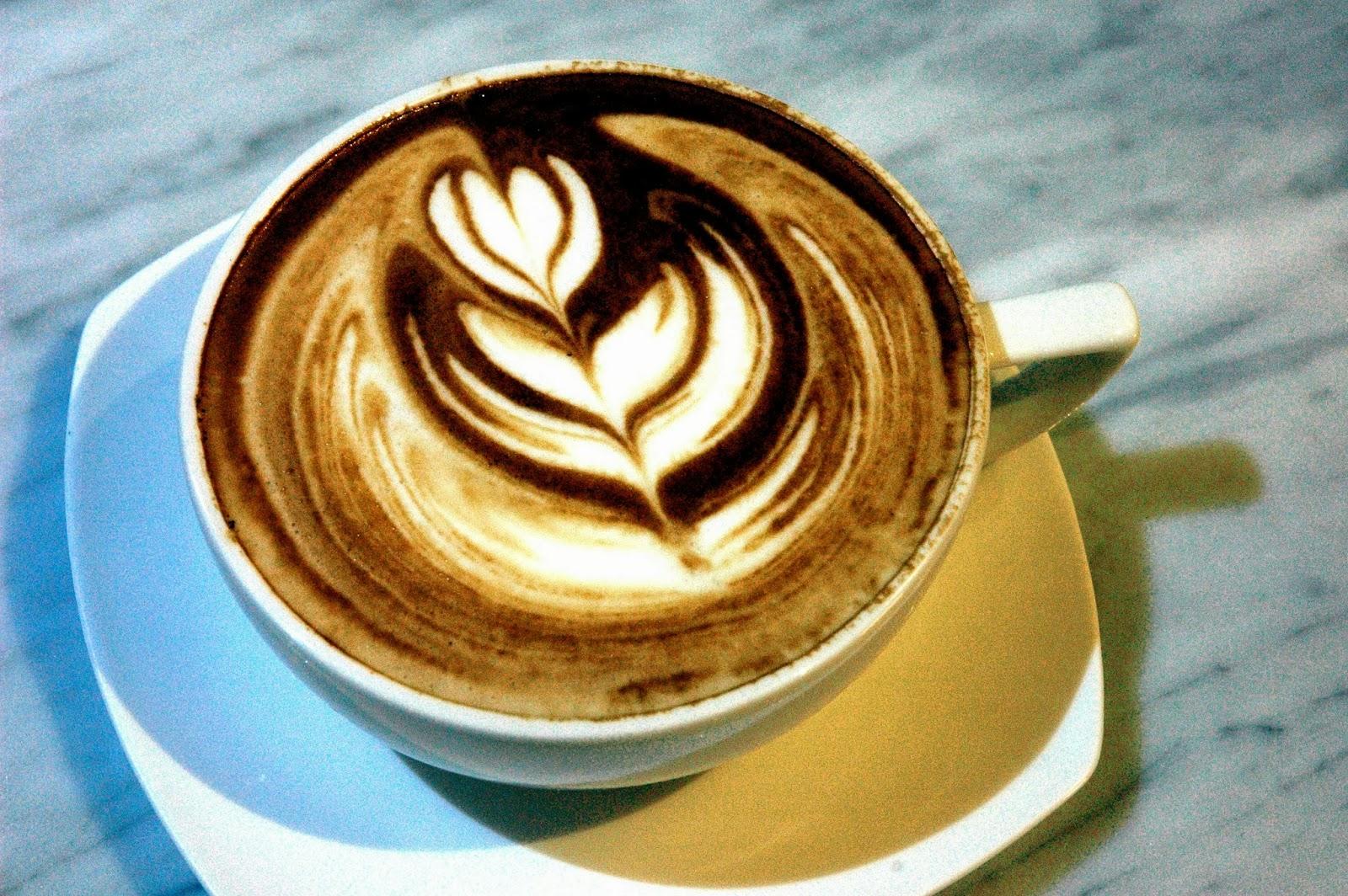 Simple Latte Art Designs