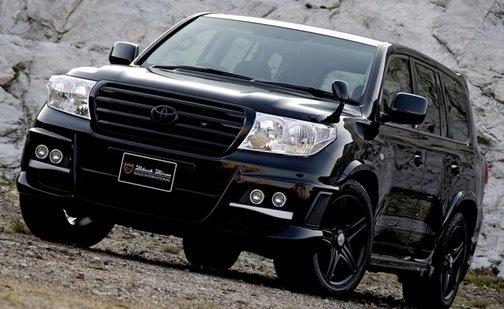قیمت ماشین تویوتا لندکروز