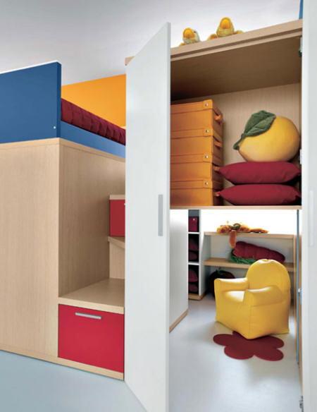 Diseño del dormitorio de los niños   alife's design