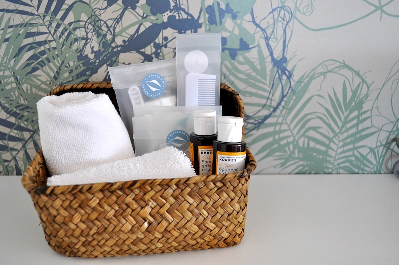 Eco Toiletries in Portixol Hotel Palma