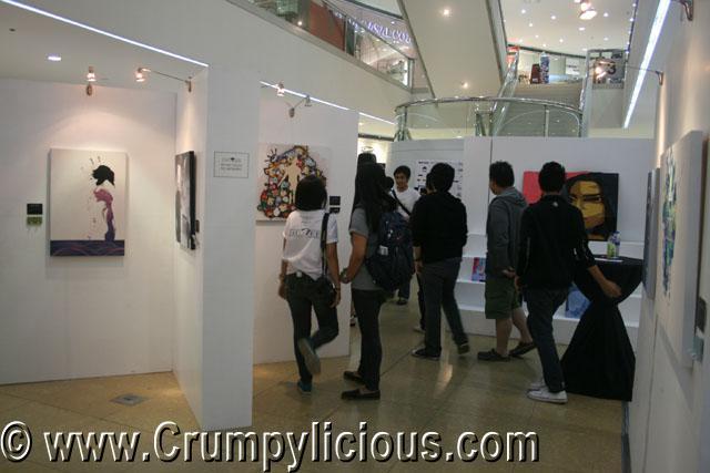 start here art gallery