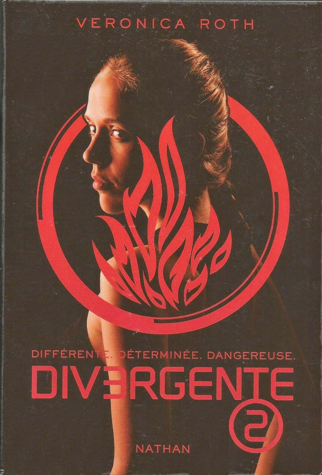 Divergente Veronica Roth cover