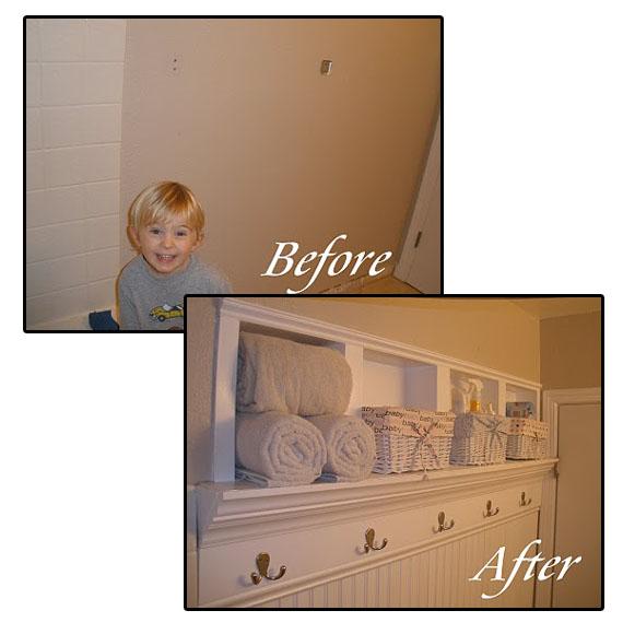 remodelaholic great molding ideas for you home. Black Bedroom Furniture Sets. Home Design Ideas
