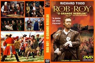 ROB ROY - O GRANDE REBELDE