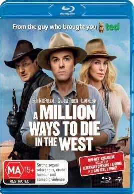 A Million Ways To Die In The West 2014 WEBRip 480p 300mb ESub