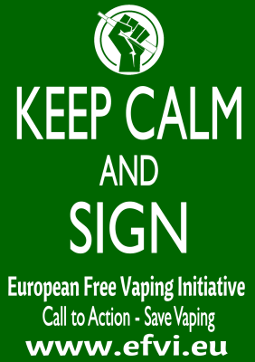 European Free Vaping Initiative