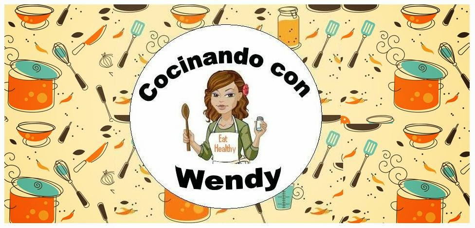 Cocinando con Wendy in the USA