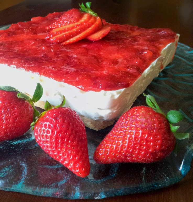 cheesecake-freddo-alle-fragole