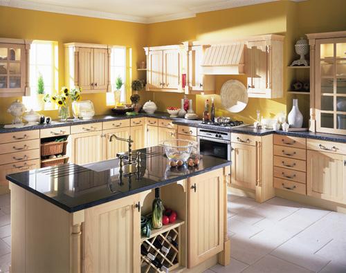 elegant white kitchen design - Birch Kitchen Design