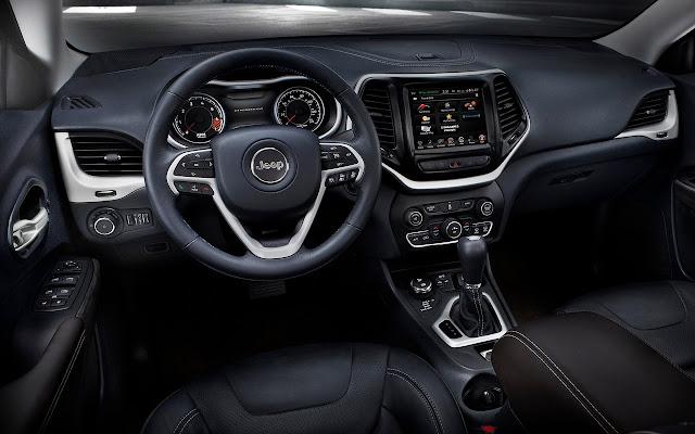new jeep cherokee 2014 interior