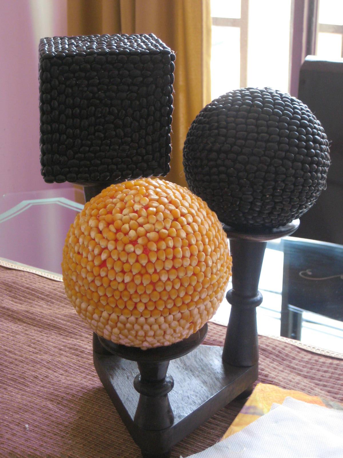 Objetos decorativos para el hogar trendy guirnalda tejida for Objetos para el hogar