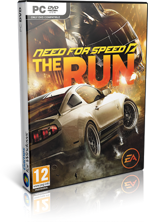 Need for Speed The Run PC Full Español ISO 2 DVD 9