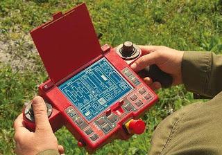 Remote control MV-4 dan MV-10