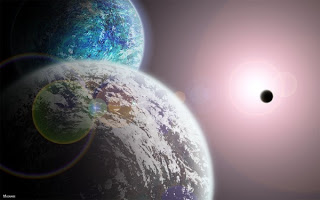 Over 60 billion habitable planets probably present in our Milky Way (Credit: mickare/deviantart)