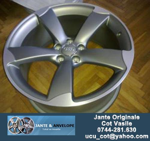 Vand Jante Originale Audi Noi Si Second: A4, A5, A6, A7