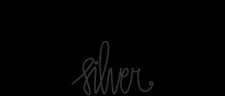 silver.