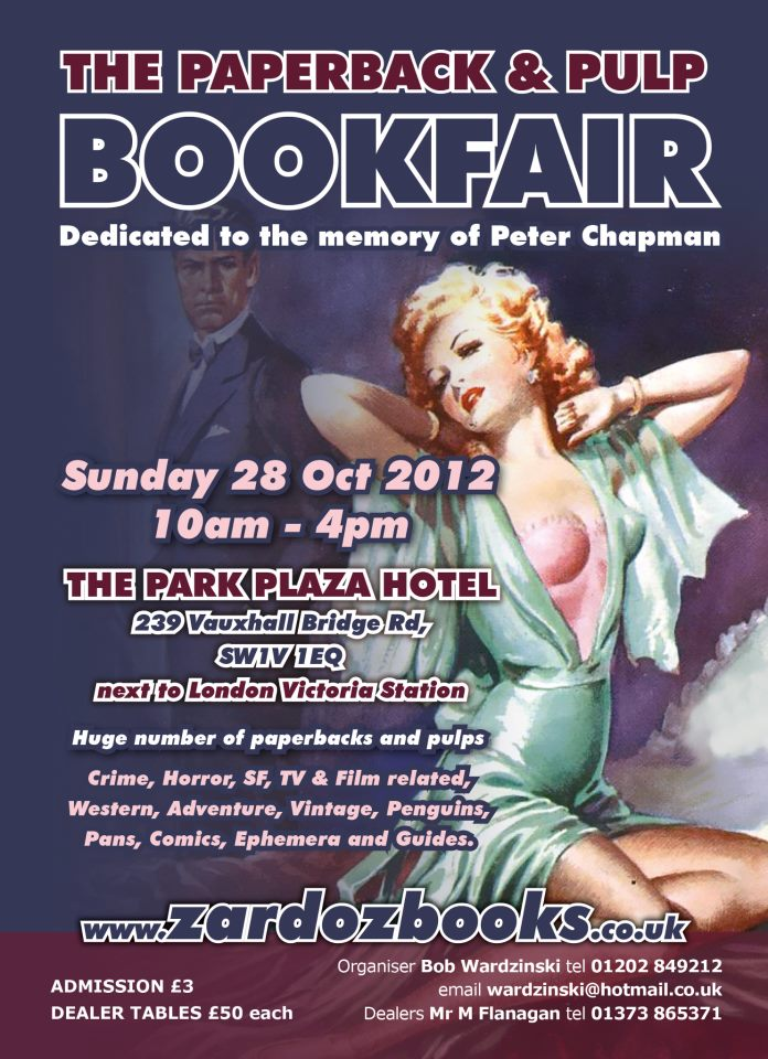 The Paperback and Pulp Bookfair