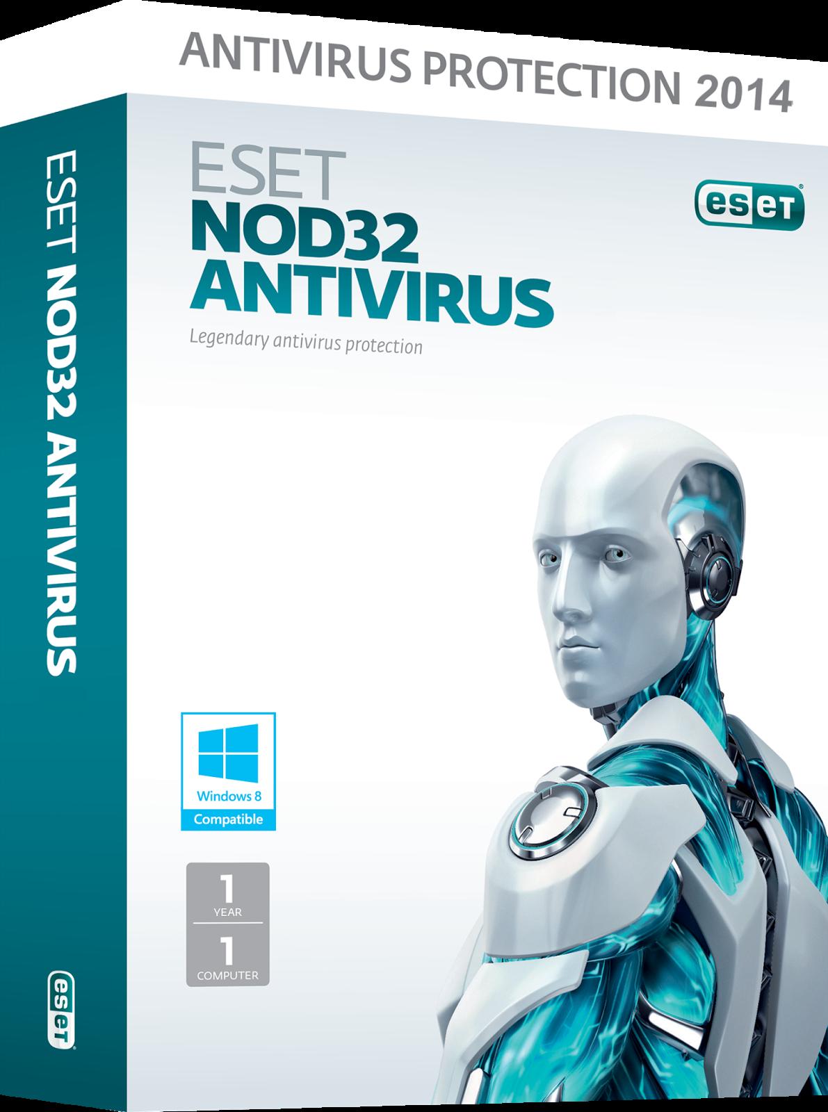 ESET NOD32 Antivirus 8