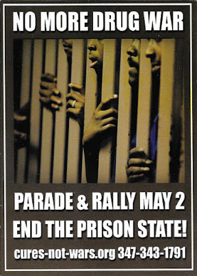 Anti Mass Incarceration poster