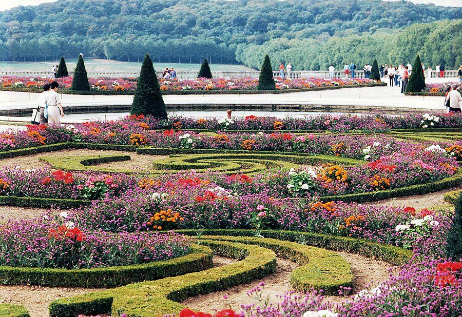 Versailles Garden Stills