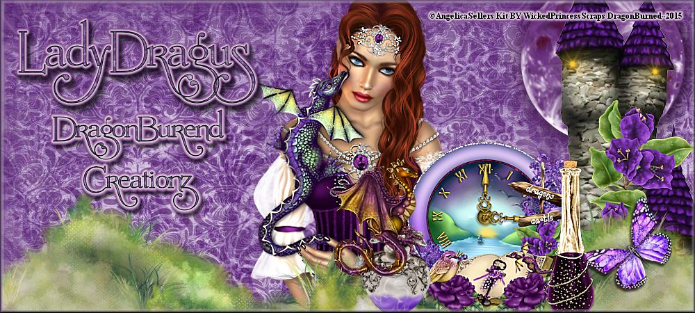 LadyDragus Art
