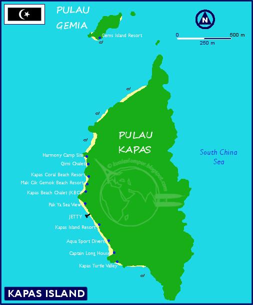 Pulau Kapas Malaysia  City new picture : Malaysia Adventures: Pulau Kapas