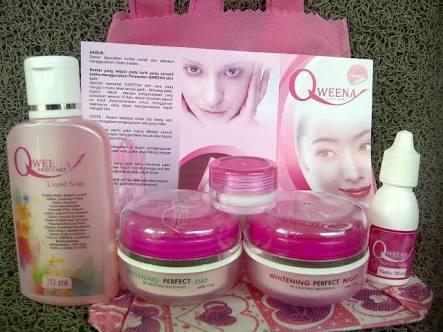 Cara Atasi Masalah Jerawat dengan Qweena Skin care