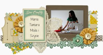 Maria Tamara: Moda i Szycie