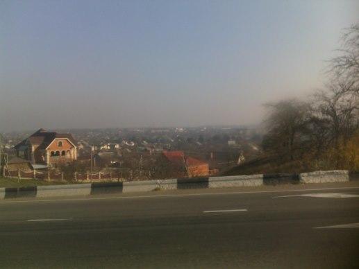 панорама Крымска