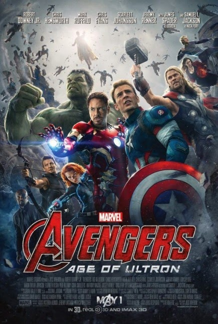 """Avengers: Age of Ultron (2015)"" movie review by Glen Tripollo"