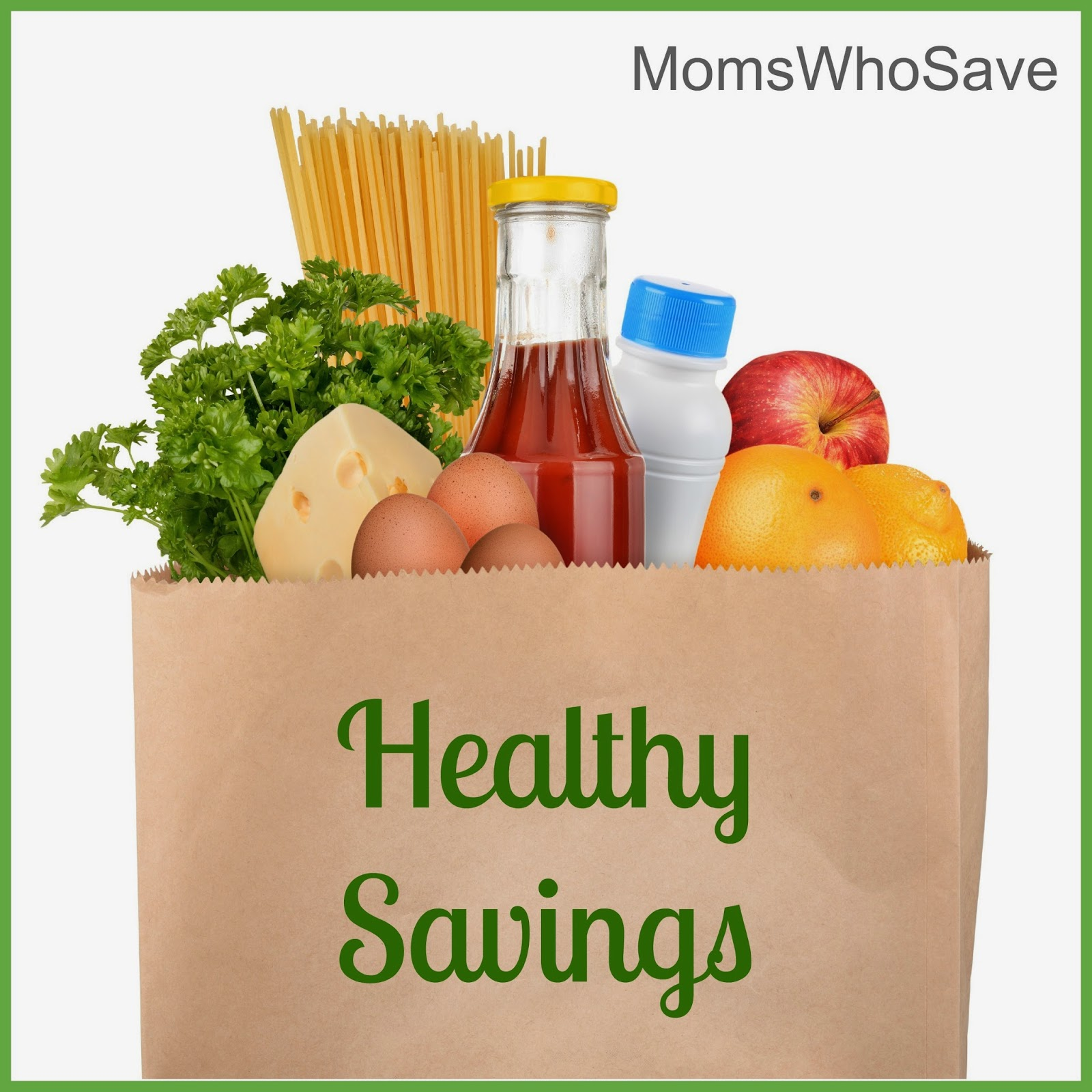 Healthy Savings -- Coupons, Online Deals, and Freebies