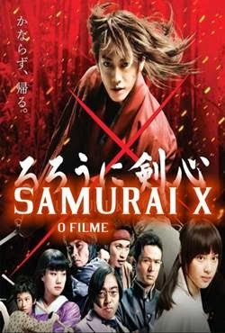 Download Samurai X O Filme Dublado RMVB + AVI Dual Áudio + Torrent BDRip