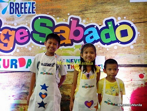Carmina Villaroel for Breeze Launched 'Sige Sabado' Movement