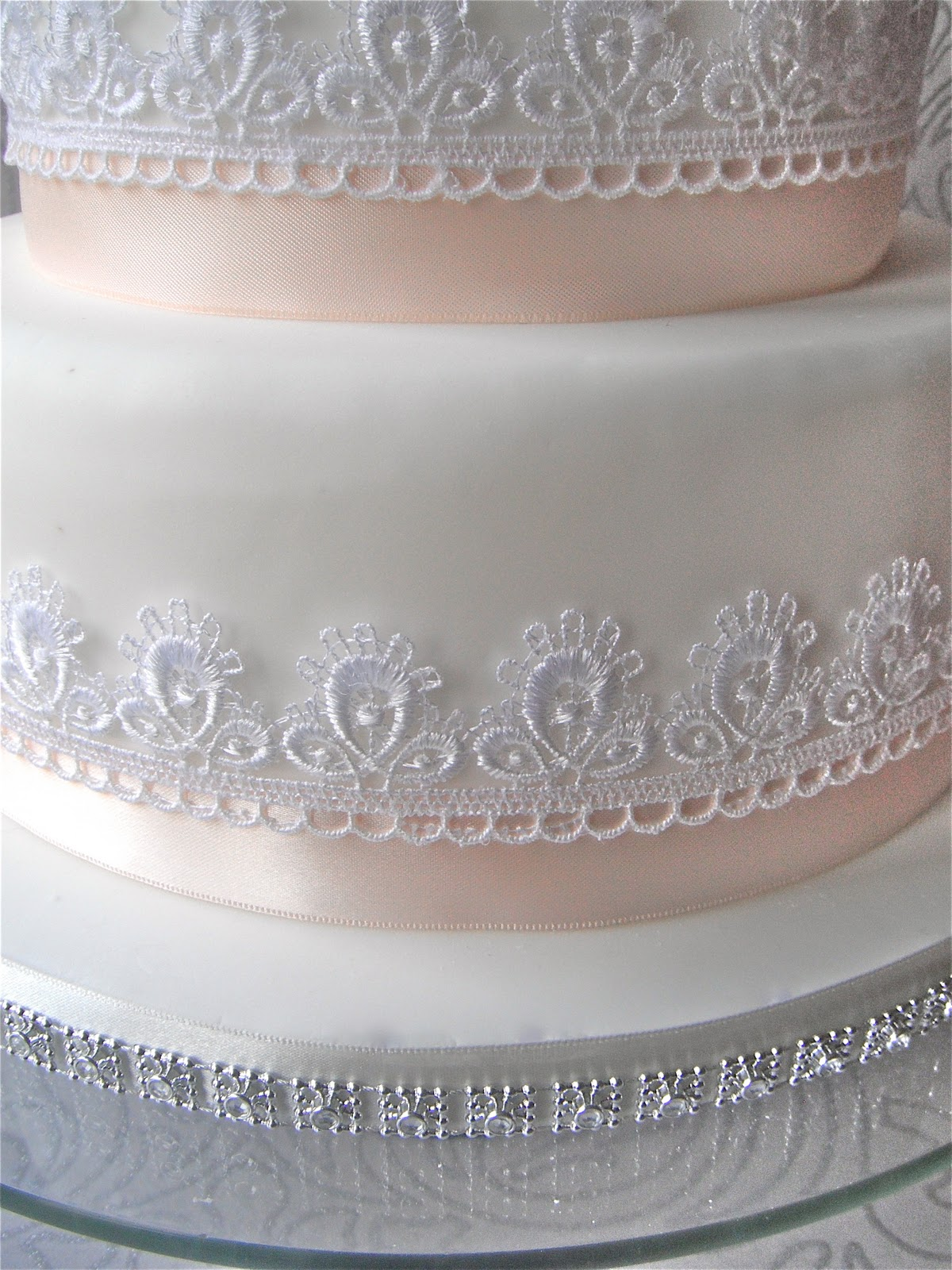 Cake Decorating Sugar Lace : Sugar Ruffles, Elegant Wedding Cakes. Barrow in Furness and the Lake District, Cumbria: Peony ...