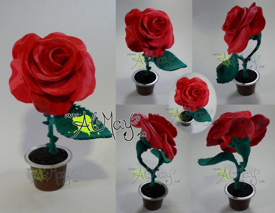 Flores artkawaii - Plantas para hacer setos ...
