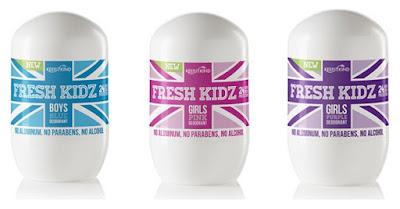 Safe Deodorant for Kids