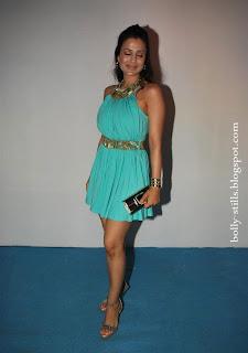 Amisha patel at HDIL india couture week