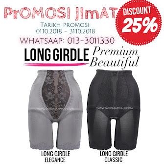 PROMOSI Long Girdle Premium Beautiful Corset