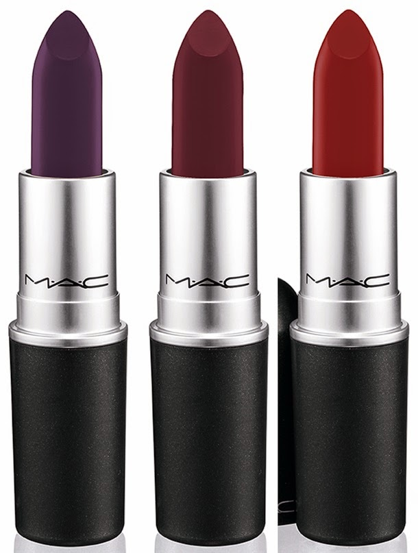 MAC x Nasty Gal Holiday 2014 Make Up Collection