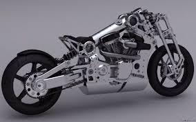 Unseen sports bike