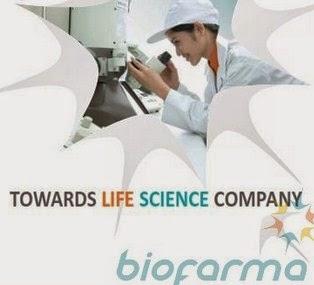 Lowongan Kerja Resmi PT Bio farma