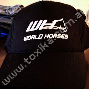 Bordado de gorras con logo