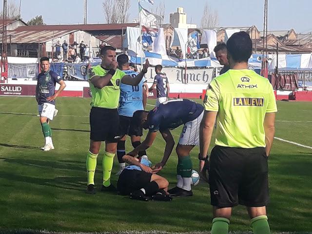 8º F / 2 -4 vs UAI Urquiza (V)