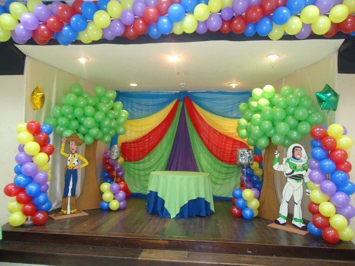 Fiestas infantiles toy story parte 2 - Decoracion fiesta de cumpleanos infantil ...