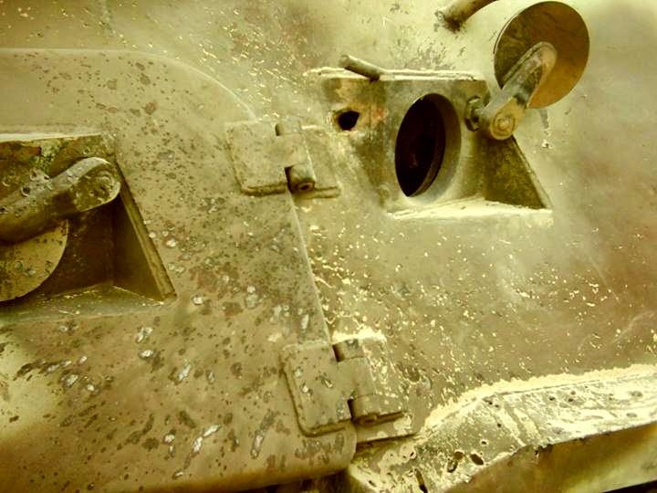 Напад на патруль 1 роти 52 омб в ЕС-Сувейра. Ірак
