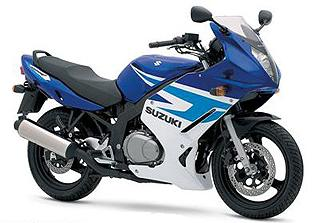 2005 Suzuki GS500F