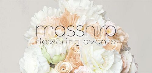 Masshiro Flowering events